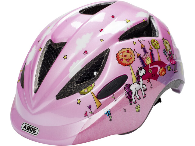 ABUS Anuky Helmet Kinder princess